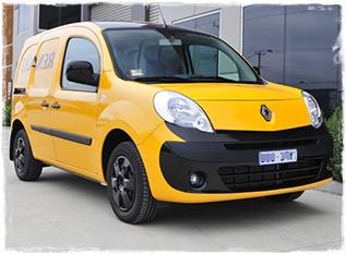 Veicolo Commerciale Renault Kangoo