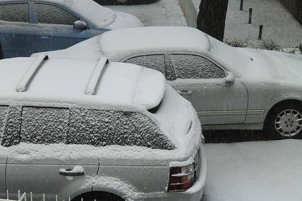 Manutenzione auto per l'inverno