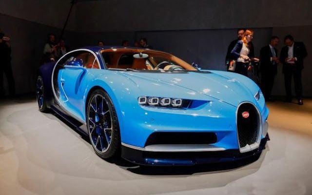auto più veloci del mondo